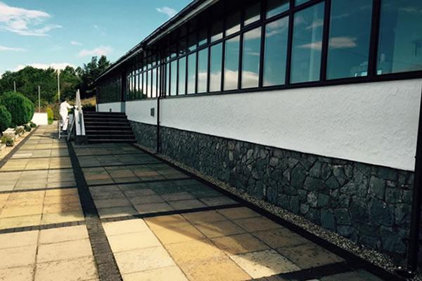 Clwyd Gate Restaurant Exterior