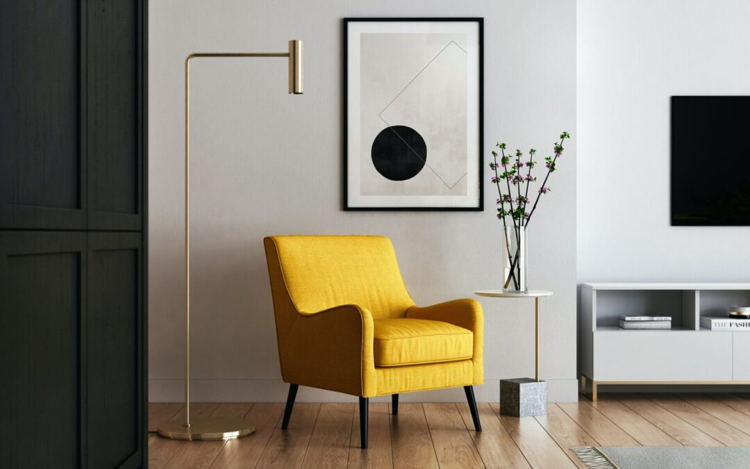 Choosing a Colour Palette for the Home