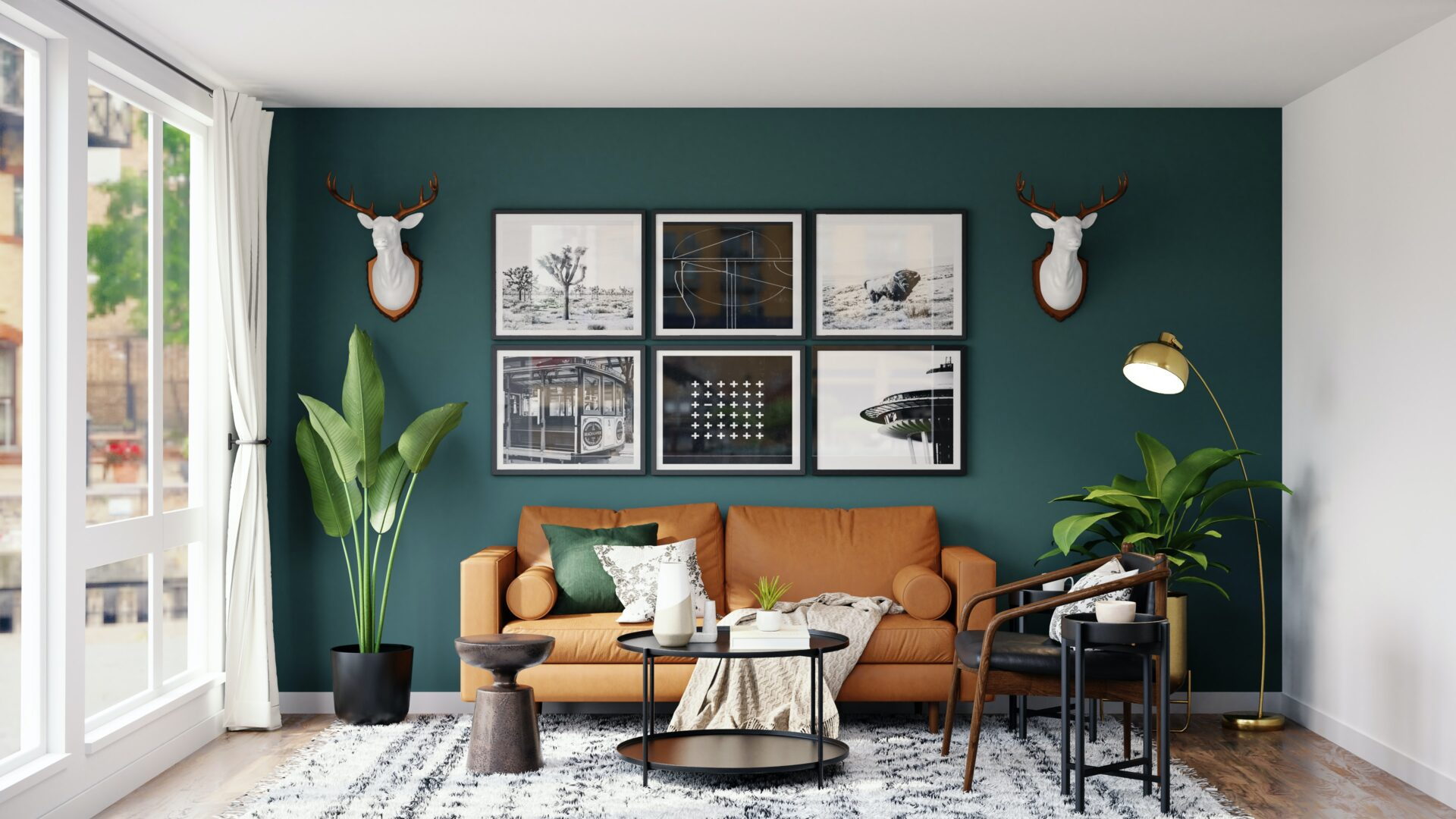 Colour Schemes in the Home - Choosing Wall Paint and more